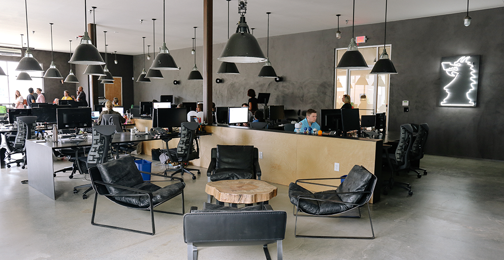 the willoughby opens doors to atlanta companies dragon army and dagger