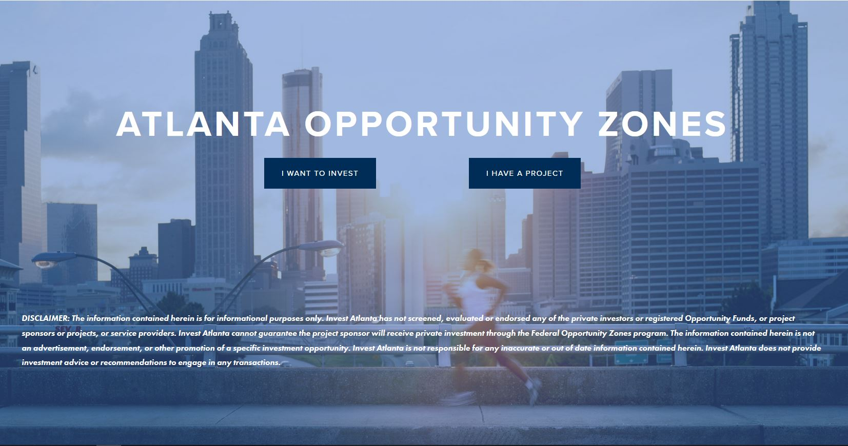 Federal Opportunity Zones