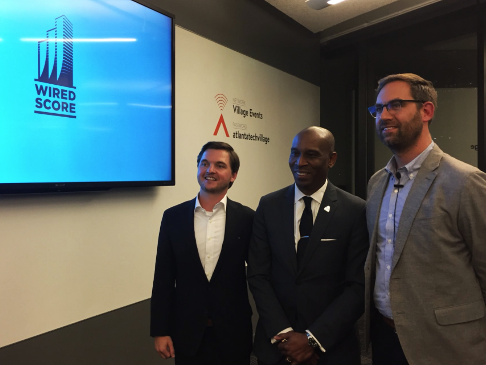 Ias Kevin Johnson Helps Launch Wiredscore Certification For Atlanta